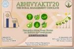 Abhivyakti poster